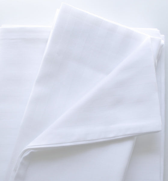 Pillowcases Set (Standard Size)- White