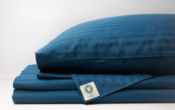 Pillowcases Set (Standard Size) - Moroccan Blue