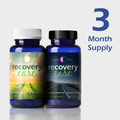 Recovery Ease System: Three Month Supply