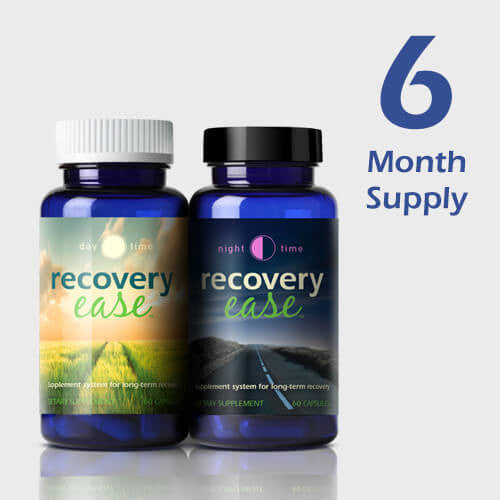 Recovery Ease System: Six Month Supply