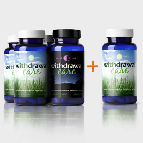 Withdrawal Ease System Bundle - 2 Sets + Free Daytime
