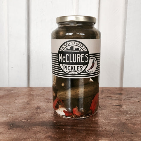 MCCLURES SPICY PICKLE