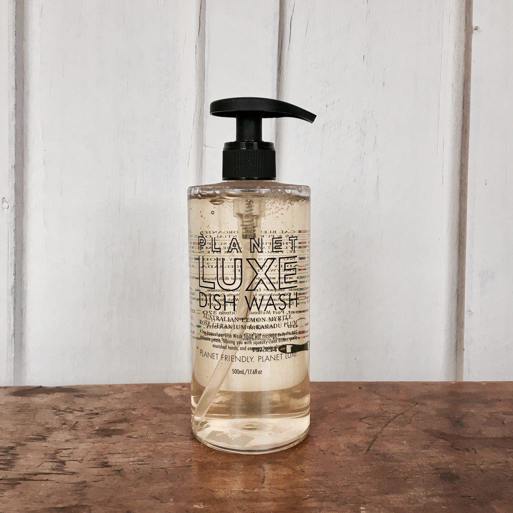 PLANET LUXE DISH WASH