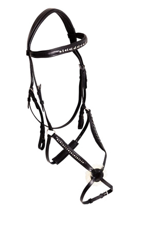 "Bridle ""Riley"" Now with free extra brow band!"