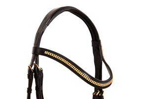 "Bridle ""Jazz"" Now with free extra brow band!"