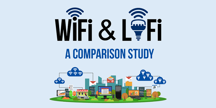 In near future, WIFI might be replaced by LIFI Technology?