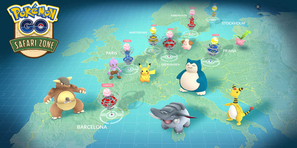 Pokémon Go celebrates first birthday with events across the globe
