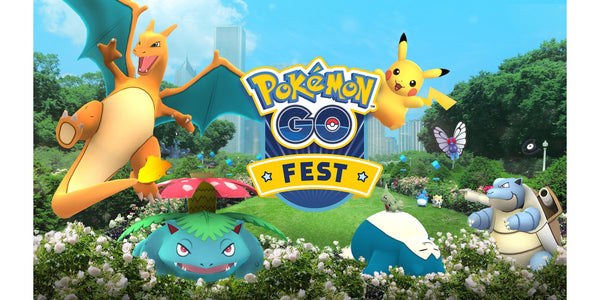 'Pokémon Go' anniversary events to take place in real life worldwide