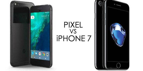 One Minute Know It All - Google Pixel XL vs iPhone 7 Plus