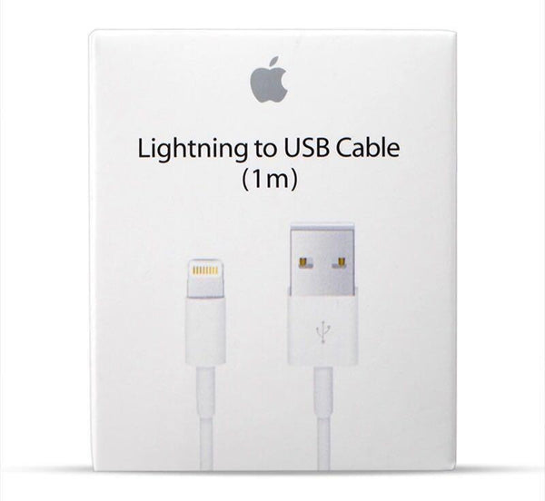 Original Apple Lightning USB 1m Charging Cable