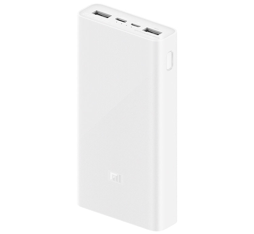 Xiaomi Mi 20000mAh Gen 3 Power Bank USB-C Two-Way Quick Charge Fast Charger Powerbank