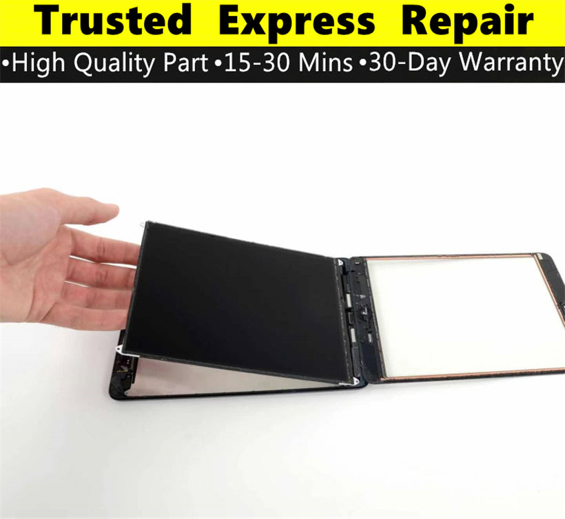 iPad Mini [Screen Glass Replacement][LCD Replacement] Express Repair using Premium Quality Parts