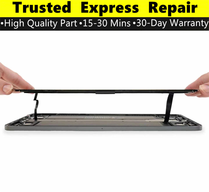 iPad Pro 11 [Screen Glass Replacement][LCD Replacement] Express Repair using Premium Quality Parts