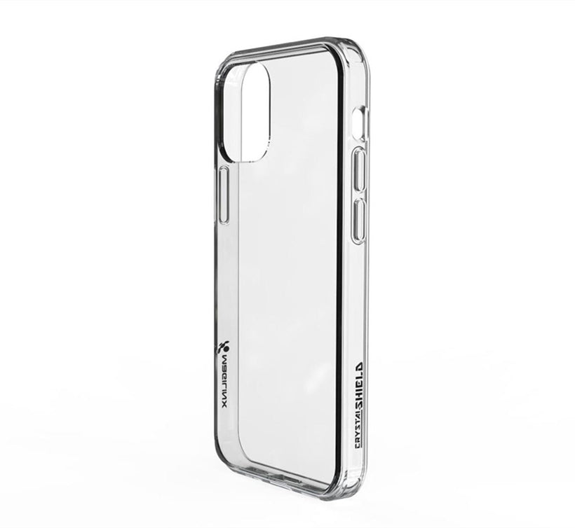 MAGILINX Crystal Shield  iPhone 12 / iPhone 12 Pro Case with Shockproof Protection [Clear Transparent]