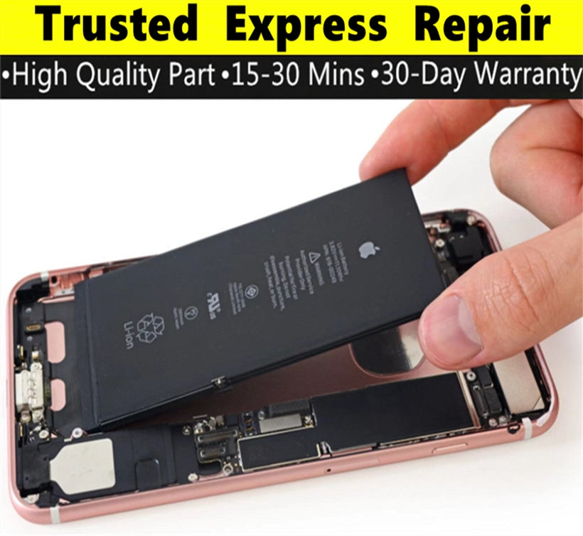 iPhone Repair [Battery Replacement] Express Repair using Premium Quality Parts