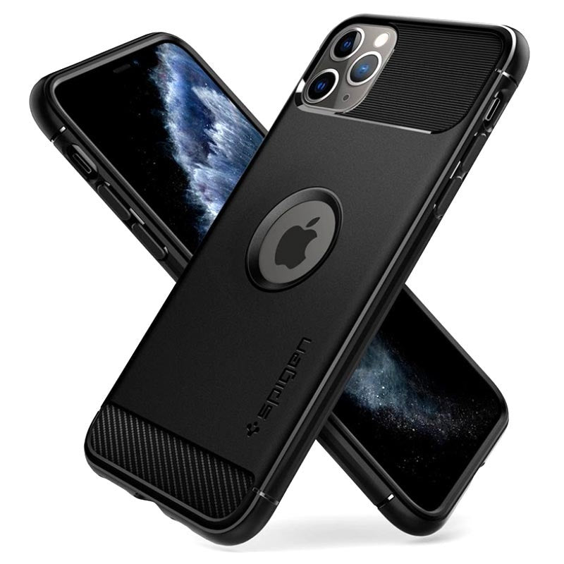 iPhone 11 /11Pro /11Pro Max Case Spigen Rugged Armor - Mobile Life