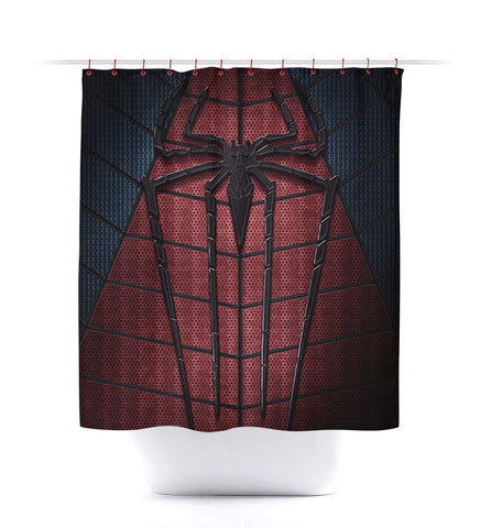 Amazing Spider-man Shower Curtain