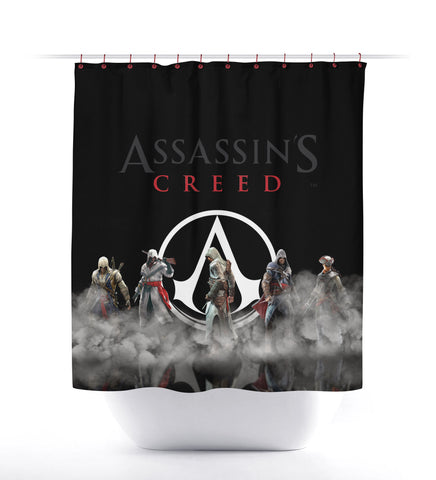 Assassin's Creed Brotherhood Shower Curtain