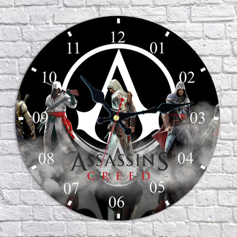 Assassin's Creed Brotherhood Wall Clock