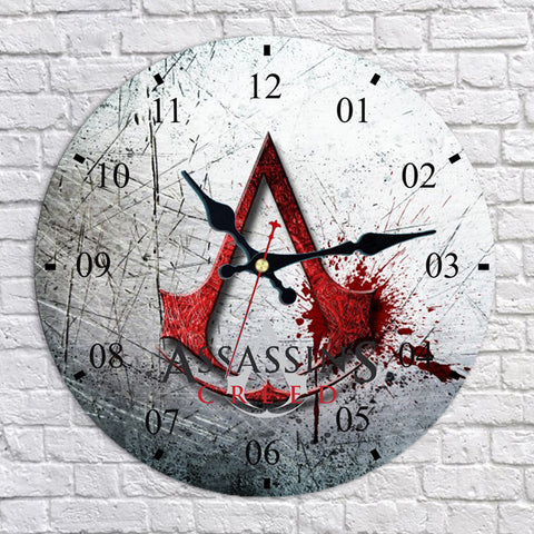 Assassin's Creed Insignia Wall Clock