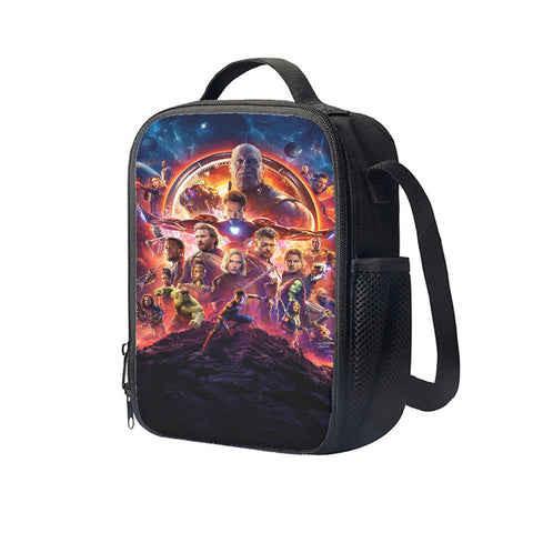 Avengers Infinity War Back To School Set Pencil Case Bag Backpack