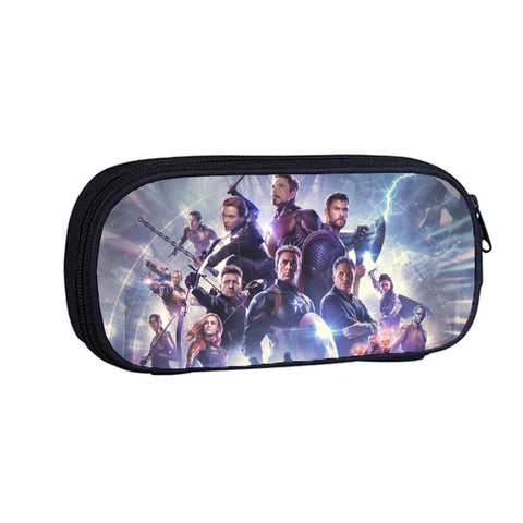Avengers Endgame Back To School Set Pencil Case Bag Backpack