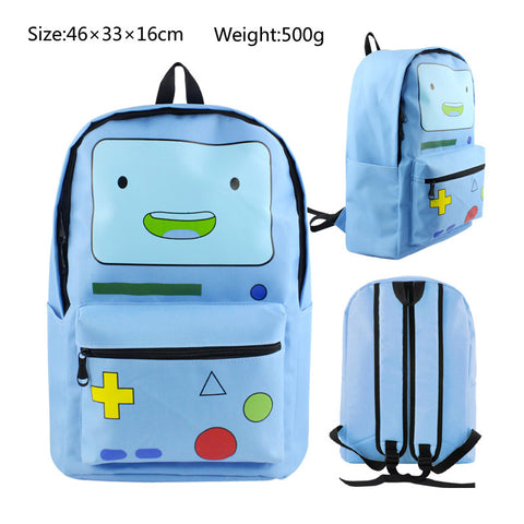 Beemo B-MO School Book Backpack Bag