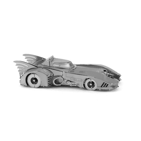 Batman Bat-mobile Classic 1989 Version Metal DIY 3D Puzzle Craft Figure