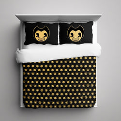 Bendy and the Ink Machine Bedding Set