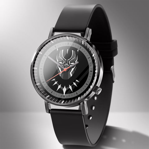 Black Panther Avengers Superhero Wrist Watches