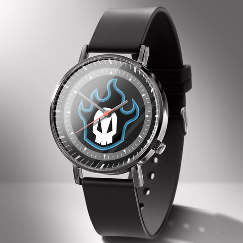 Bleach Anime Shinigami Symbol Wrist Watches