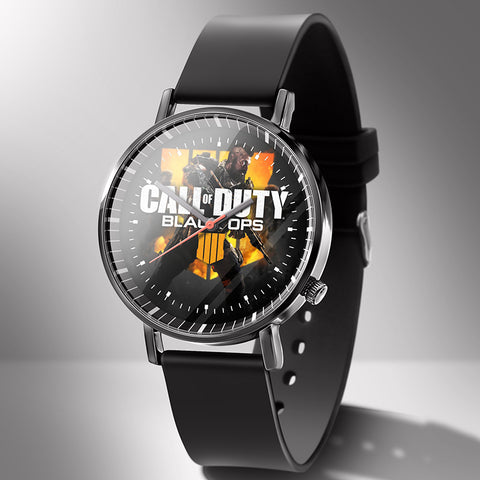 Call of Duty: Black Ops IIII 4 Wrist Watches