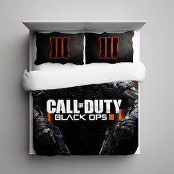 Call Of Duty: Black Ops III Bedding Set