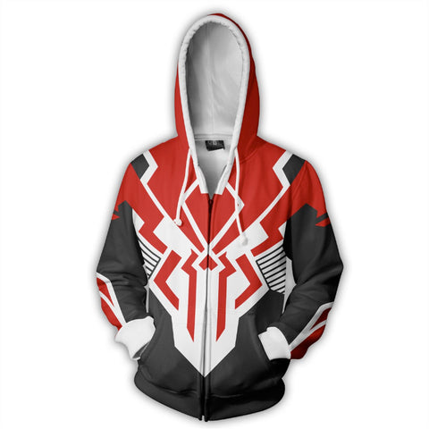All New Spiderman 2099 VOL 3 Zipper Hoodie Sweatshirt