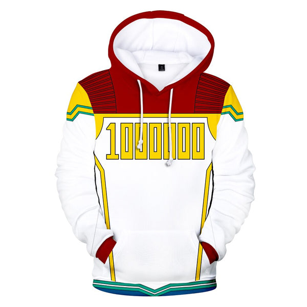 Boku No Hero Academia Lemillion All Over Hoodie Sweatshirt