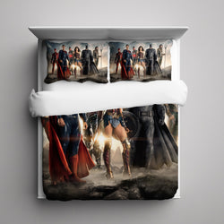 Justice League Bedding Set