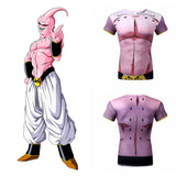 Majin Buu Men's Compression Fitted Short Sleeve T-Shirt