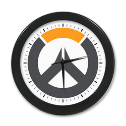 Overwatch Elegant Round Wall Clock