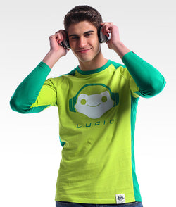 Overwatch Lucio Men's Long Sleeve T-Shirt