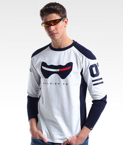 Overwatch Soldier 76 Men's Long Sleeve T-Shirt