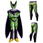 Perfect Cell Form Fitted Long Pants Leggings