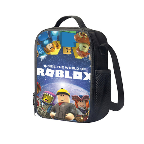 Roblox Back To School Set Pencil Case Bag Backpack