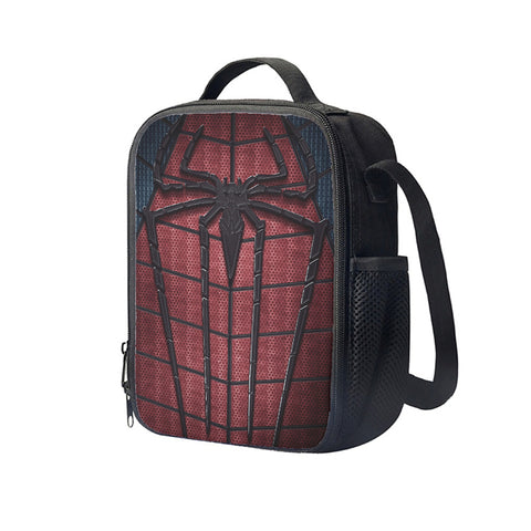 Amazing Spider-Man Back To School Set Pencil Case Bag Backpack