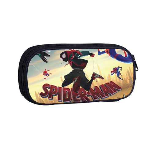 Spider-Man: Into the Spider-Verse Back To School Set Pencil Case Bag Backpack