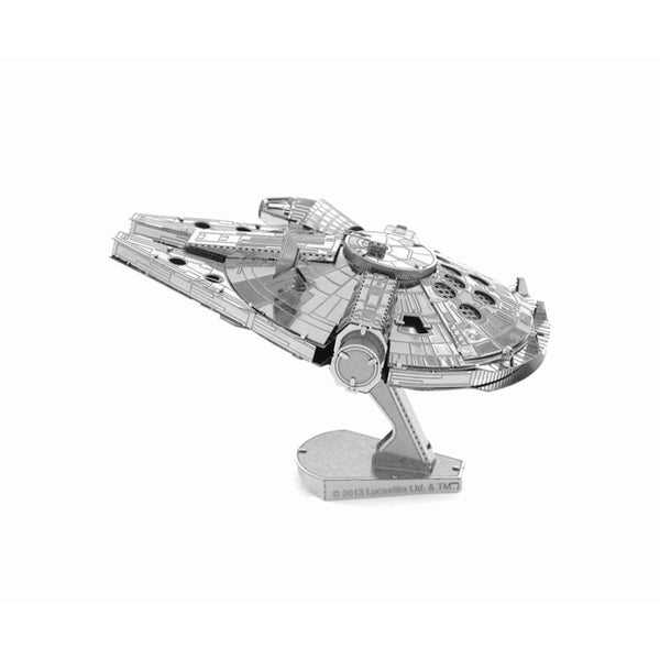 Star Wars Millennium Falcon Metal DIY 3D Puzzle Craft Figure