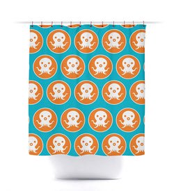 The Octonauts Shower Curtain