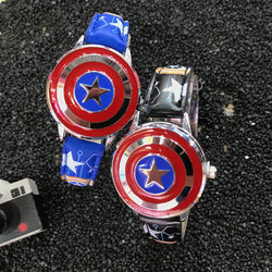 Captain America Avengers Kids Wrist Watch