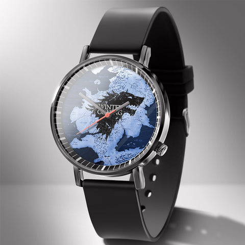 Game of Thrones House Stark Wrist Watches