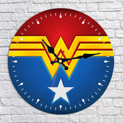 Wonder Woman Wall Clock