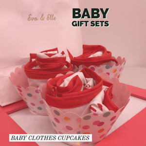 Baby Cupcakes Giftset for Pre-Order